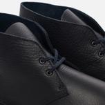 Мужские ботинки Clarks Originals Desert Boot Navy Tumbled Leather фото- 5