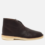 Мужские ботинки Clarks Originals Desert Boot Rust Leather фото- 0