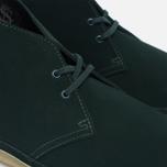 Мужские ботинки Clarks Originals Desert Boot Suede Dark Green фото- 4