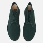 Мужские ботинки Clarks Originals Desert Boot Suede Dark Green фото- 5
