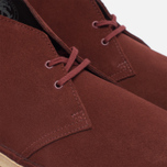 Clarks Originals Desert Boot Suede Nut Men's shoes Brown photo- 4