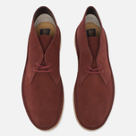 Clarks Originals Desert Boot Suede Nut Men's shoes Brown photo- 5