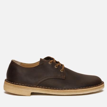 Мужские ботинки Clarks Originals Desert Crosby Leather Beeswax