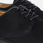 Clarks Originals Desert London Men's Shoes Black Suede photo- 5