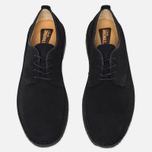 Clarks Originals Desert London Men's Shoes Black Suede photo- 4