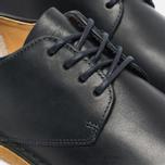 Clarks Originals Desert London Leather Men's Shoes Dark Navy photo- 3