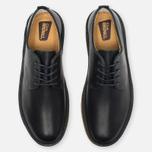 Clarks Originals Desert London Leather Men's Shoes Dark Navy photo- 4