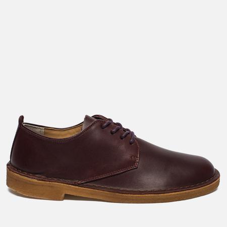 Мужские ботинки Clarks Originals Desert London Leather Nut Brown