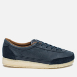 Мужские ботинки Clarks Originals Torcourt Super Leather Navy фото- 0