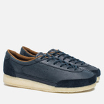 Мужские ботинки Clarks Originals Torcourt Super Leather Navy фото- 2
