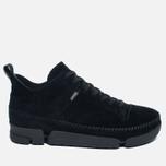 Мужские ботинки Clarks Originals Trigenic Dry Gore-Tex Suede Black фото- 0