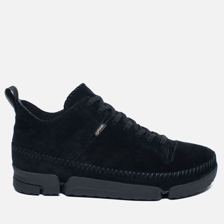 Мужские ботинки Clarks Originals Trigenic Dry Gore-Tex Suede Black