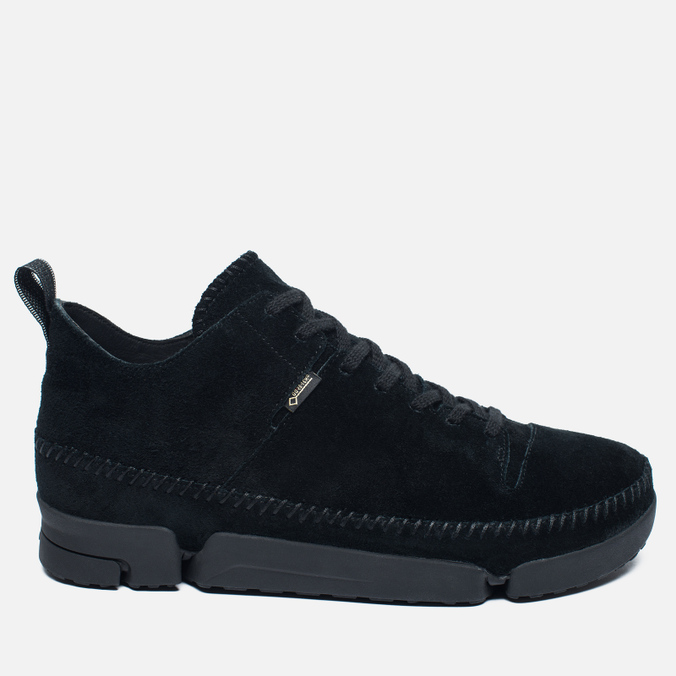 Мужские ботинки Clarks Originals Trigenic Dry Gore-Tex Suede Black