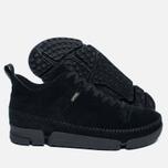 Мужские ботинки Clarks Originals Trigenic Dry Gore-Tex Suede Black фото- 1
