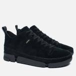 Мужские ботинки Clarks Originals Trigenic Dry Gore-Tex Suede Black фото- 2