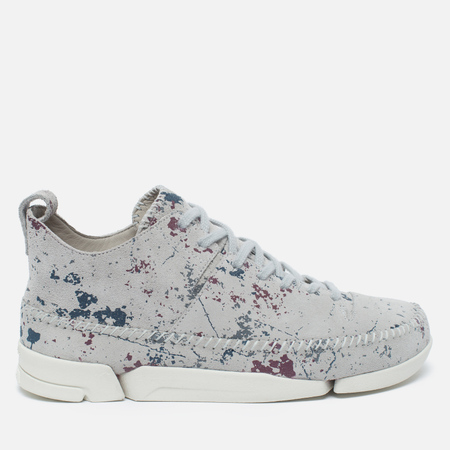Мужские ботинки Clarks Originals Trigenic Flex Graphic Pack Suede Multicolour