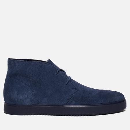 Мужские ботинки Clarks Originals Vibrant Hi Suede Blue