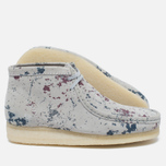 Мужские ботинки Clarks Originals Wallabee Graphic Pack Suede Multicolour фото- 2