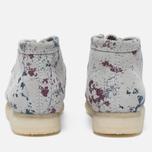 Мужские ботинки Clarks Originals Wallabee Graphic Pack Suede Multicolour фото- 3