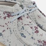 Мужские ботинки Clarks Originals Wallabee Graphic Pack Suede Multicolour фото- 4