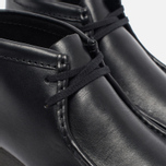 Clarks Originals Wallabee Leather Men's shoes Black photo- 3