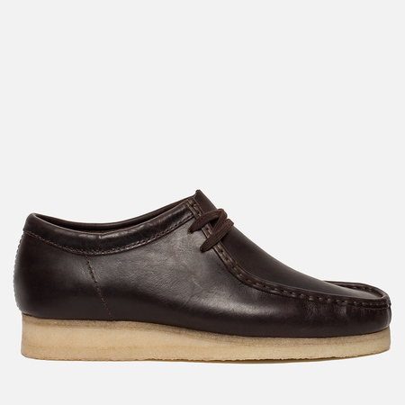 Мужские ботинки Clarks Originals Wallabee Leather Chestnut