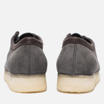 Мужские ботинки Clarks Originals Wallabee Suede Charcoal фото- 5