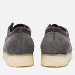 Clarks Originals Wallabee Suede Men's shoes Charcoal photo- 5