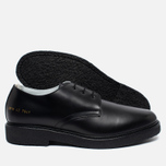 Мужские ботинки Common Projects Cadet Derby 2016 Black фото- 1
