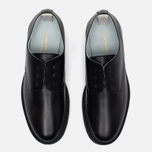 Мужские ботинки Common Projects Cadet Derby 2016 Black фото- 4