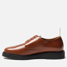 Мужские ботинки Common Projects Cadet Derby 2205 Brown фото- 5