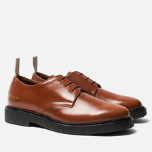 Мужские ботинки Common Projects Cadet Derby 2205 Brown фото- 0