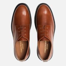 Мужские ботинки Common Projects Cadet Derby 2205 Brown фото- 1