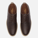 Мужские ботинки Common Projects Cadet Derby Stamped Grain Brown фото- 4