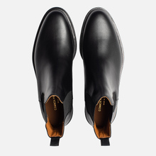 Мужские ботинки Common Projects Chelsea Leather Black фото- 6