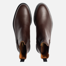 Мужские ботинки Common Projects Chelsea Leather Brown фото- 1