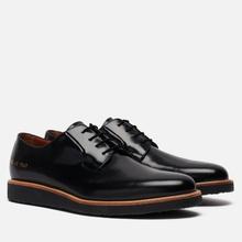 Мужские ботинки Common Projects Derby Shine 2133 Black фото- 0