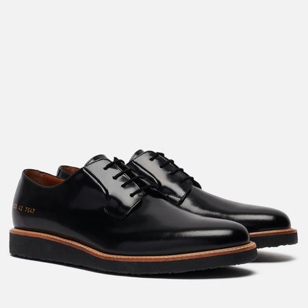Мужские ботинки Common Projects Derby Shine 2133 Black