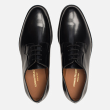 Мужские ботинки Common Projects Derby Shine Black/Black фото- 1