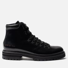 Мужские ботинки Common Projects Hiking 2219 Black фото- 0