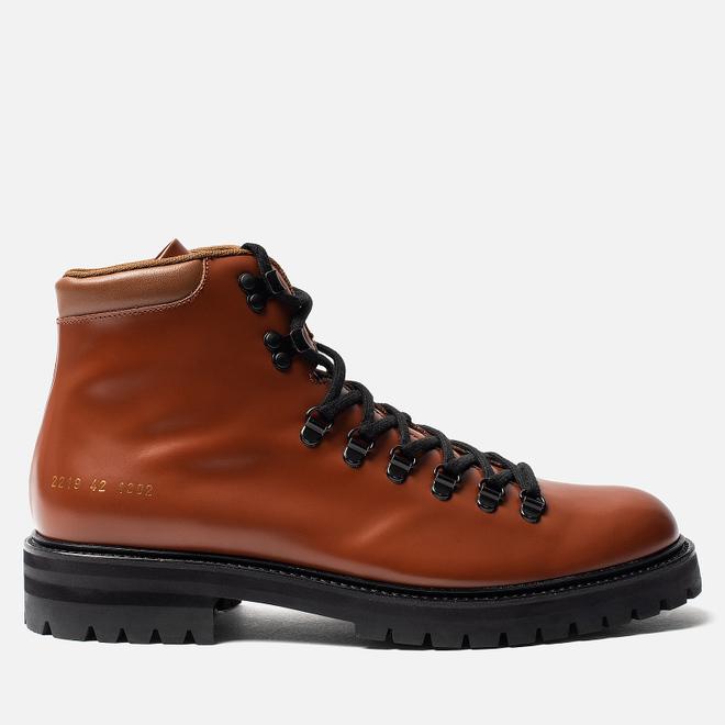Мужские ботинки Common Projects Hiking 2219 Tan