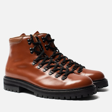 Мужские ботинки Common Projects Hiking 2219 Tan фото- 0