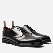 Мужские ботинки Common Projects Standard Derby 2218 Black фото- 0