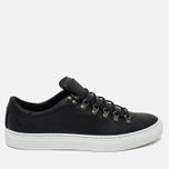 Мужские кеды Diemme Marostica Low-Clip Black фото- 0