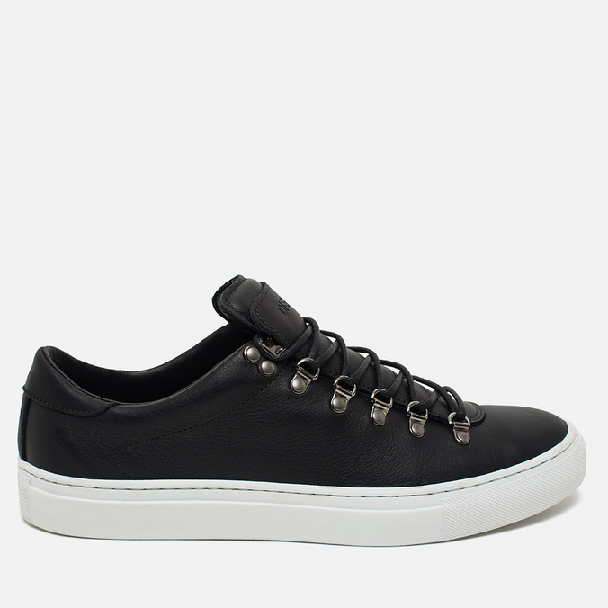 Мужские кеды Diemme Marostica Low-Clip Black