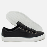 Мужские кеды Diemme Marostica Low-Clip Black фото- 2