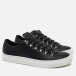 Мужские кеды Diemme Marostica Low-Clip Black фото- 1