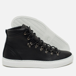 Diemme Marostica Mid-Clip Men's Shoes Black photo- 2