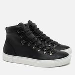 Мужские ботинки Diemme Marostica Mid-Clip Black фото- 1