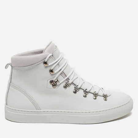Diemme Marostica Mid-Clip Men's Shoes White